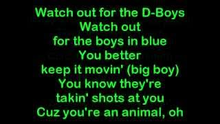 Yelawolf ft. Fefe Dobson - Animal [HQ & Lyrics]
