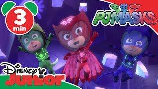 PJ Masks | PJ Moon Prisoners | Disney Junior UK