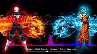 DragonBall Super - Untimete Battle Nightcore