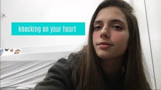 Knocking On Your Heart - Maggie Lindemann (cover) // Bella Perozzi