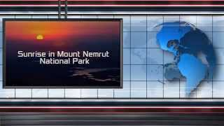 FREE NEWS INTRO - BROADCAST NEWS TEMPLATE HD 1080P