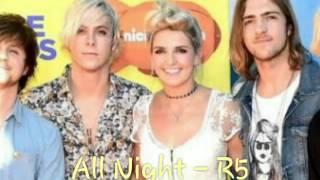 All Night - R5 (tradução )