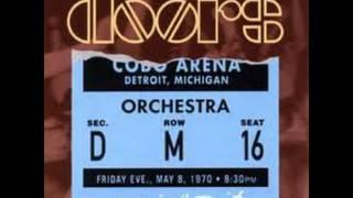 The Doors live in Detroit Full concert width=