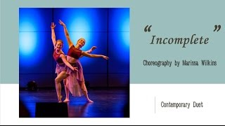 """""""Incomplete"""" 