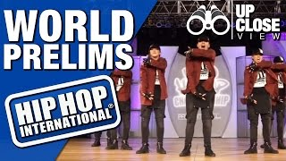 (UC) VIP - New Zealand (Adult Division) @ HHI's 2015 World Prelims