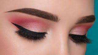 Easy Pink Summertime Makeup Tutorial width=