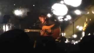 Ben Howard - Small Things - 3arena Dublin 14/4/15