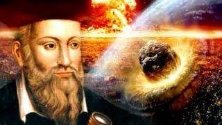 Nostradamus 3 guerra EUA declara guerra:Rússia salva o mundo do anticristo Trump, Obama- Illuminatis