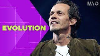Marc Anthony's Career | Evolution | The MVTO