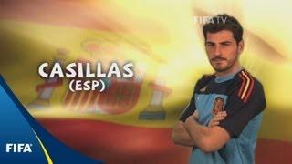 Iker Casillas - South Africa 2010