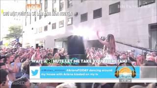 [Vietsub.Lyrics.HD] Bang Bang - Ariana Grande @ Live Today Show