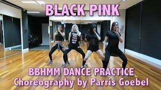 BITCH BETTER HAVE MY MONEY (BBHMM) BLACK PINK DANCE PRACTICE | P4pero Dance Cover