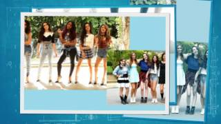 Fifth Harmony ft. Cimorelli - The Renegade Is Worth It
