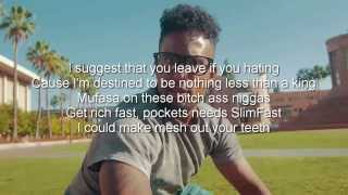 Futuristic - Too Easy (Lyrics) Explicit