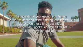 Futuristic - Too Easy (Lyrics) Explicit