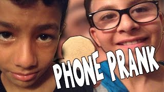 Vine | Phone Prank !! Fuck This Shit i'm Out !