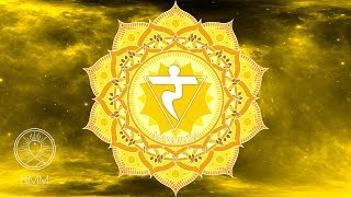Solar Plexus healing meditation:  BOOST SELF ESTEEM, confidence & motivation