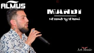 Mandi - Ne zemer ty te kemi (Official Lyrics Video)