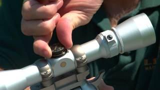 Leupold VX-3 2.5-8x32 Handgun Scope - Midwest Outdoors Tip of the Week