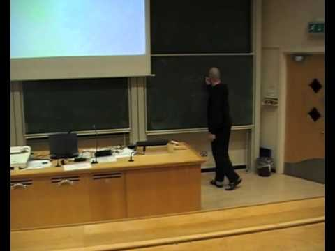"""Eric Paquette: """"Topological quantum computing with anyons"""""""