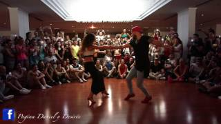 DANIEL Y DESIREE Elliot Moss-Slip ( Version Bachata Dj Khalid )