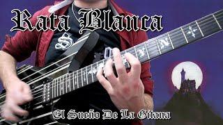EL SUEÑO DE LA GITANA (Intro & Solo + Tab) - RATA BLANCA (Cover) - JOAN MANUEL DEFELIPPE