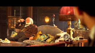 Cloud Atlas- Robert Frobisher Plays the Piano Clip (HD)