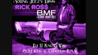 Rick Ross Summer's Mine/B.M.F (Young Jeezy Diss) S&C W/Download