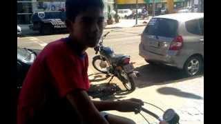 Menino Sirene - (Comando Tático Bike)