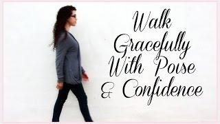 Ladylike Charm: Your Graceful Walk