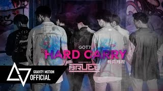 GOT7 - Hard Carry (하드캐리) M/V Cover Dance by BRUTE from Thailand