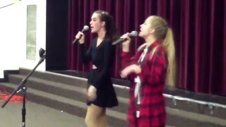 Take a Hint Sung by Casey & Elena (Victorious Cover)