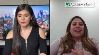 MARÍA GARCÍA DE ACADEMY BANK NOS HABLA DE ECONOMÍA DURANTE LA CRISIS