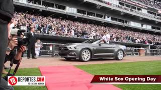 White Sox Opening Day 2015