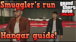 Smuggler's run Hangar beginners guide! - GTA Online