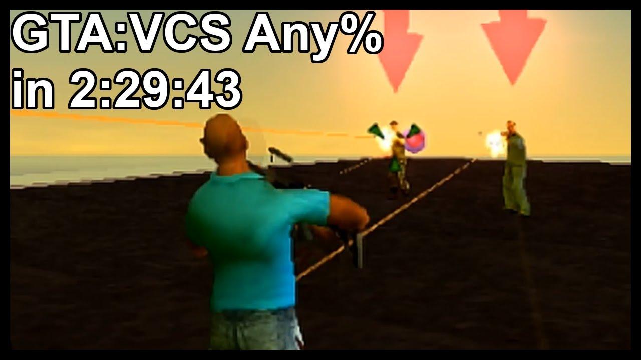 Joshimuz - GTA:VCS Any% Speedrun in 2:29:43
