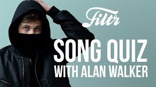 Song Quiz Challenge.. bist du besser als Alan Walker?