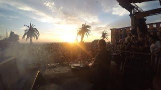 Boris Brejcha 05.07.2015 Click At The Beach, Woodstock Bloemendaal - Netherlands