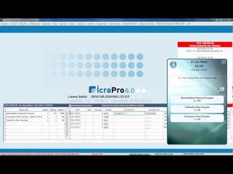 Zirve Yardımcı Programı Kullanımı ve Ayarlar.mp4