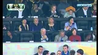 Superbowl XLV - J - John Madden, George W. Bush, Laura Bush, Alex Rodriguez, Cameron Diaz.mpg