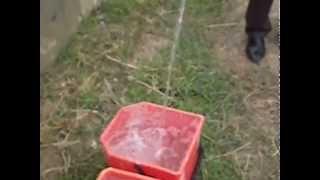 Suyun Yavaşlatılmış Videosu saniyede 300 Kare Hd Çekim Video