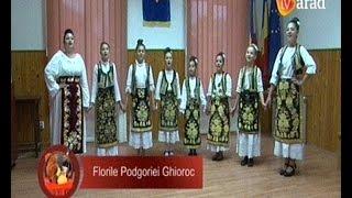 FLORILE PODGORIEI GHIOROC  -  PE VALEA MURESULUI