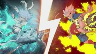 Inazuma Eleven 2 - Eissturm / Feuersturm - Trailer (Nintendo DS)