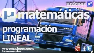Imagen en miniatura para Programacion lineal - Transporte 02
