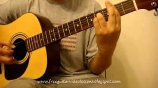Aubrey - Bread (Guitar Cover Lesson Tutorial)