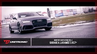 Monthly Car Feature Vol. 4 - Garage A. Laramée's RS7® (4K)