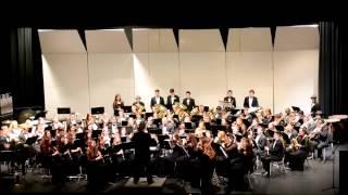 Roxbury HS Symphony Band Amparito Roca