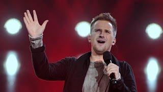 "The Voice of Poland V - Karol Dziedzic - ""Eli Lama Sabachtani"" - LIVE 1"