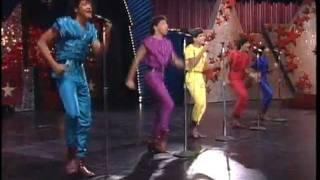 "1983 MDA Telethon - Menudo perform ""Motorcycle Dreamer"""