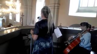 Oprawa muzyczna ślubu - Bajkowy ślub - Anna Wojtas - Hallelujah (cover)